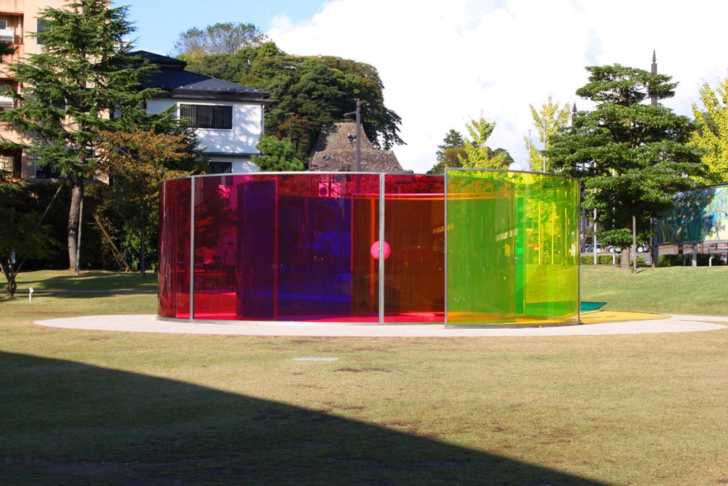 21st Century Museum of Contemporary Art, Kanazawa (3)