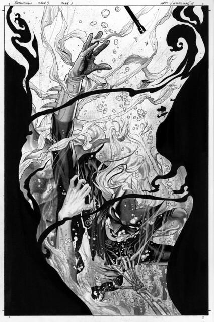 Batwoman 3 pg 1