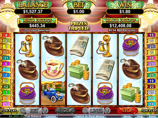 Glitz and Glamour Slot Bonus Feature