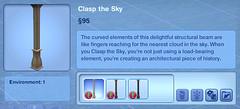 Clasp the Sky