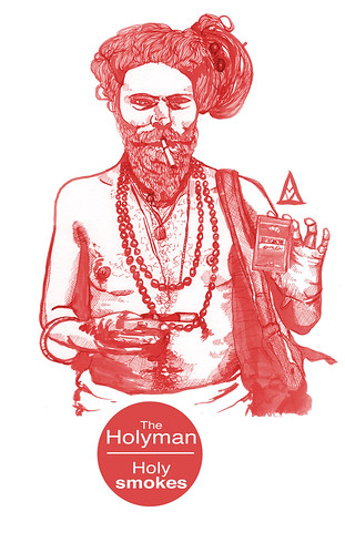 Holy man. by HART.Boy.