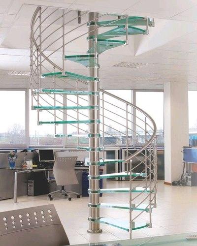 Las escaleras de caracol solucion ideal a falta de for Escaleras de caracol prefabricadas