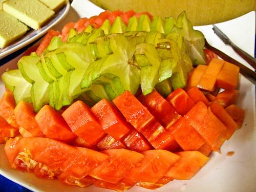 IMG_1740 fruit platter , 水果拼盘