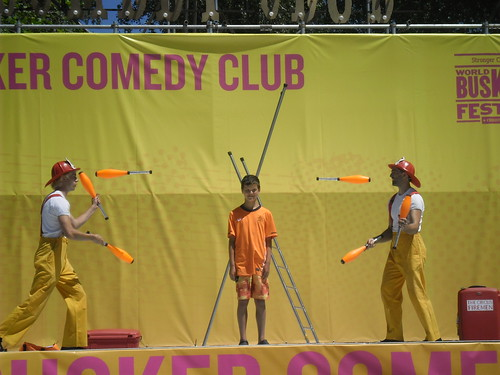 Circus Firemen