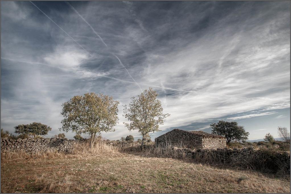 Chozo - La Alberguería de Argañán