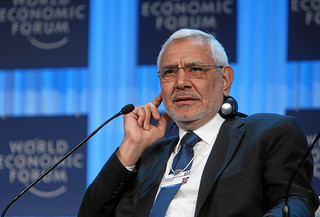 Abdel Moneim Aboul Fotouh - World Economic Forum Annual Meeting 2012