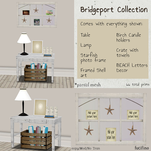 fucifino.Bridgeport Collection for Spruce Up Your Space