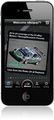 eBay Motors Daytona LIVE