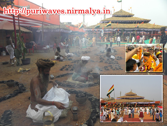 27th Kundiya Suryakoti Mahajangya at Puri
