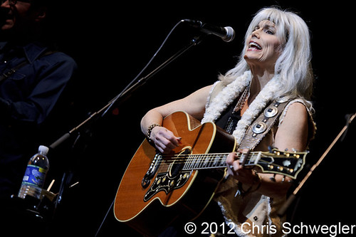 Emmylou Harris - 01-28-12 - The 35th Ann Arbor Folk Festival Hill Auditorium, Ann Arbor, MI