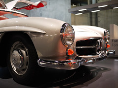 1954 Mercedez-Benz 300 SL