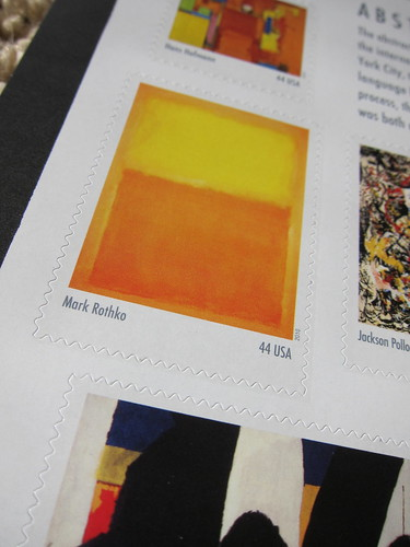 Mark Rothko, $0.44