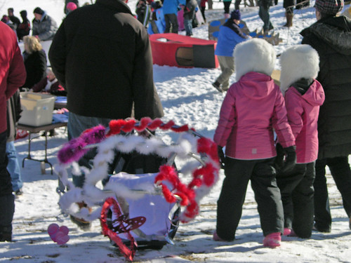 love sled