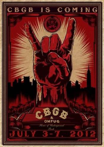 07/03 - 07/12 CBGB Music Festival, NYC, NY