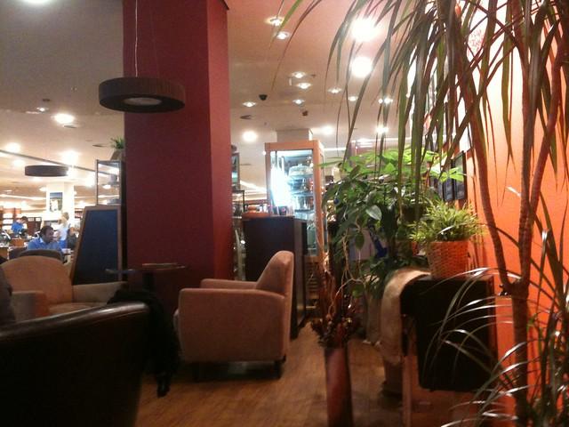 Cafe Frei en Libri