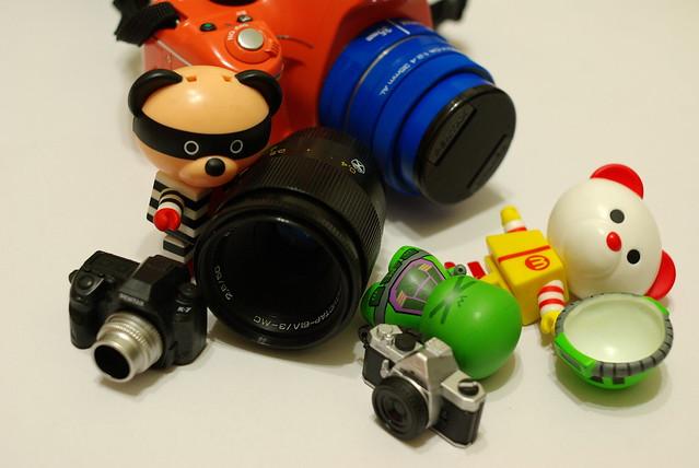 CZJ Flektogon 35mm/F2.4 家中隨測