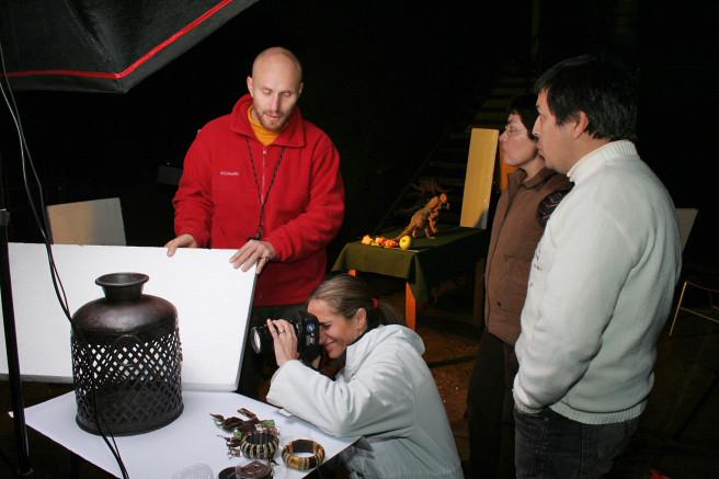 taller de iluminacion