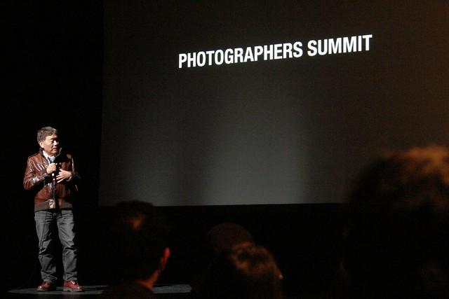 Herbie Yamaguchi shows his punk spirit and nice photos, great! : PHOTOGRAPHERS SUMMIT 9