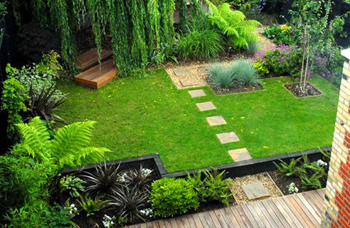 Ideas de jardines para casas peque as blogicasa blogicasa for Jardines para casas pequenas