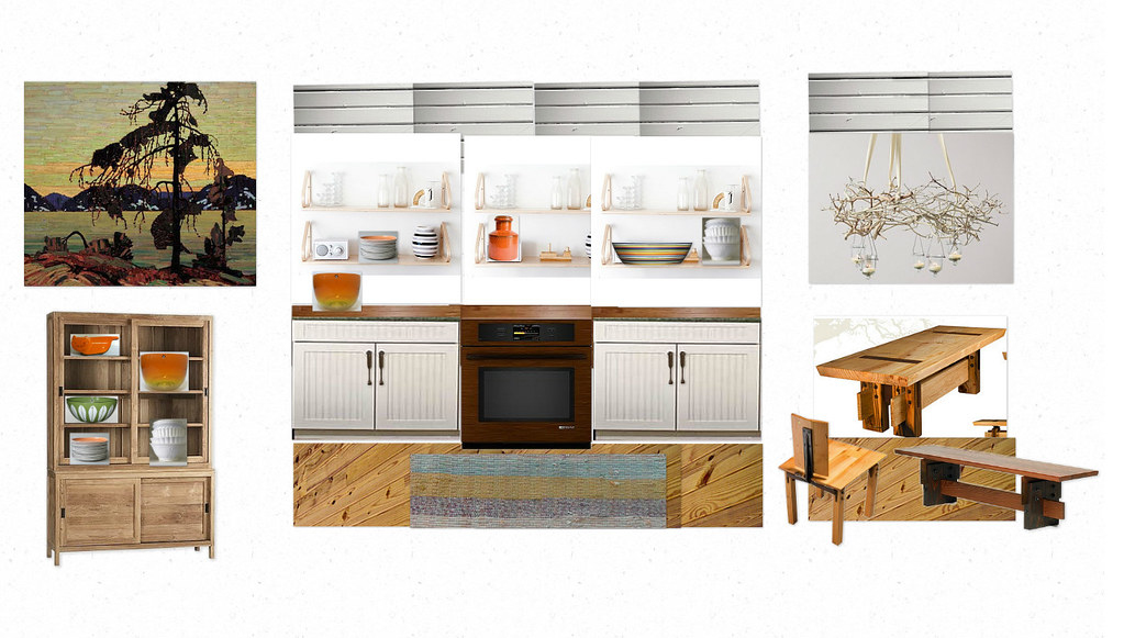 OB-Rustic Modern Cottage Kitchen 2