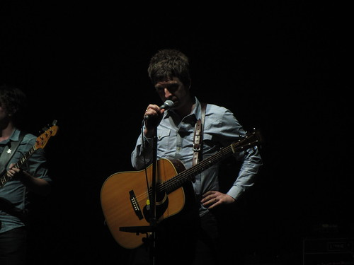 Noel Gallagher's High Flying Birds, The Palais, St Kilda