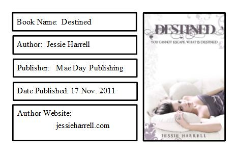 Destined Bookplate