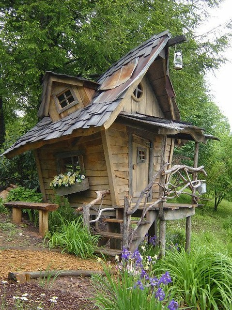 Outhouse Inspiration