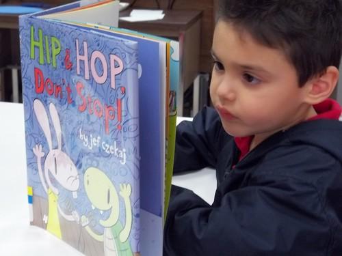 Hip & Hop Don't Stop!