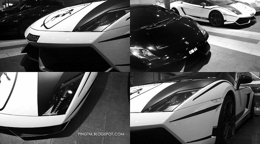 2 Lamborghini LP 570-4 Superleggera