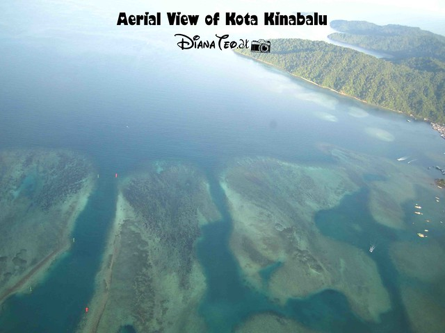 Aerial View of Kota Kinabalu 04