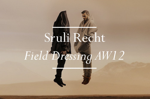 Sruli Recht AW12 Feature Button