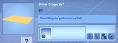 Show Stage 8x7