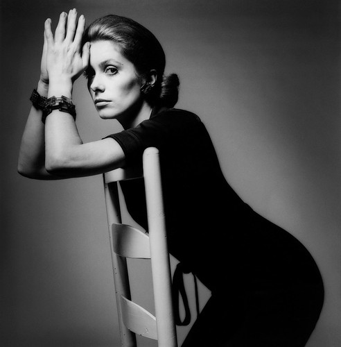 Catherine Deneuve by John McNab