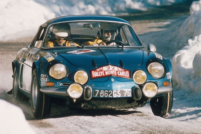 Alpine A110 Berlinetta