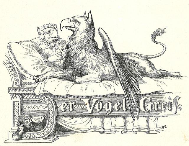 Brüder Grimm / Kinder- und Hausmärchen / Bild 115