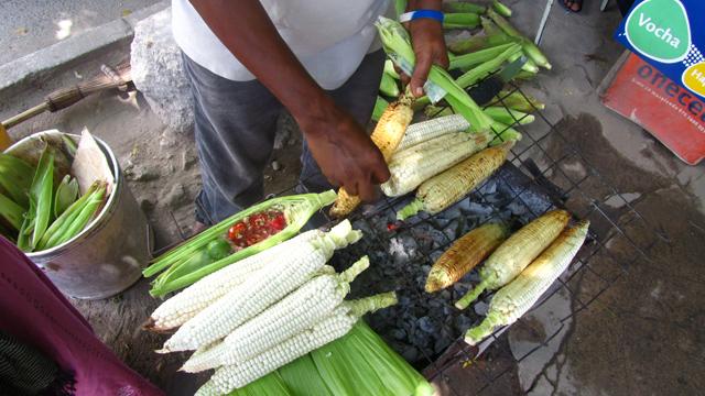 Tanzanian Street Food