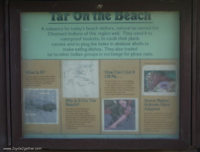 The Disclaimer, Refugio State Beach