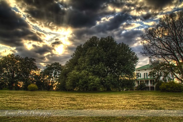 Redcliffe Plantation Sunset