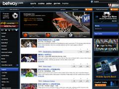 Betway Sports Lobby