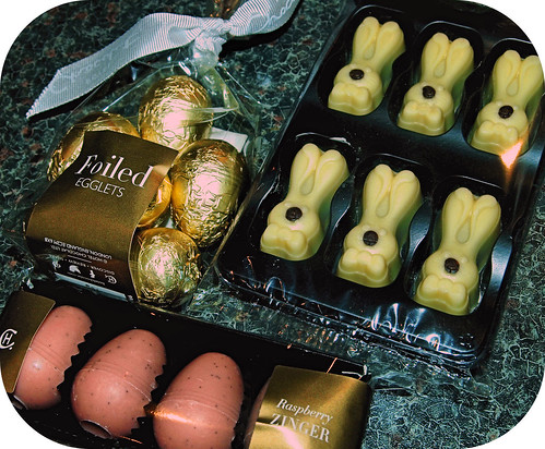 Hotel Chocolat Easter Pick Me Up Gift Bag