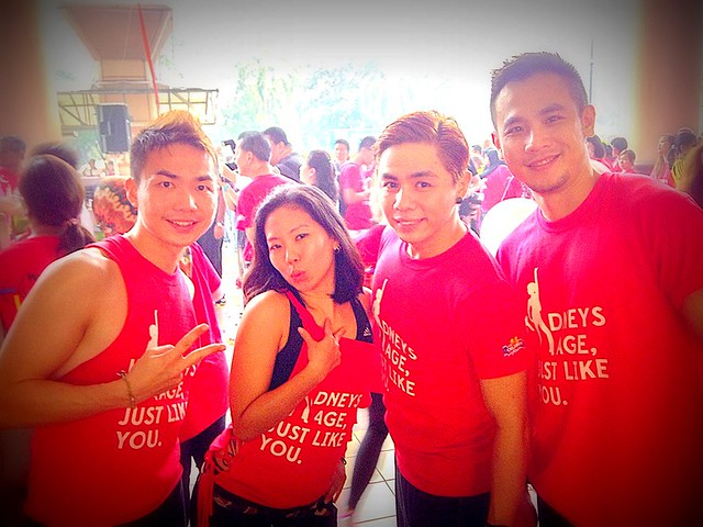 Celebrity Fitness Malaysia, National Kidney Foundation- Dance-athon-001