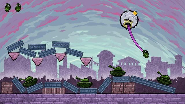 King Oddball - PS4