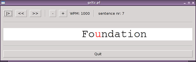 Аналоги Sritz под Linux