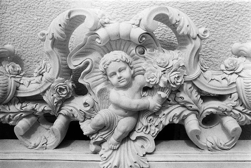 Of nice sculptures