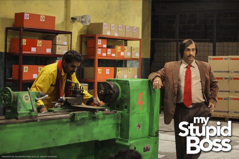 My Stupid Boss - Filem Adaptasi dari Indonesia