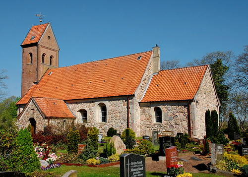 Kirche in Nordhackstedt