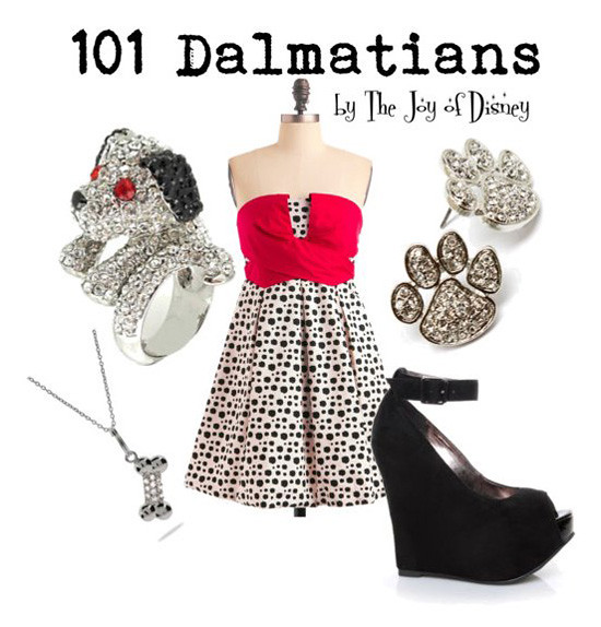 Inspired by: 101 Dalmatians