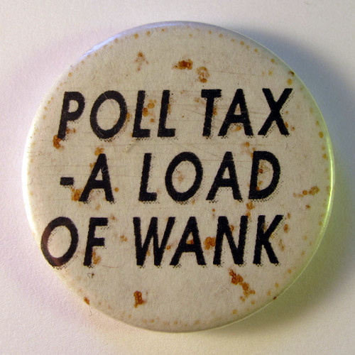 POLL TAX UK