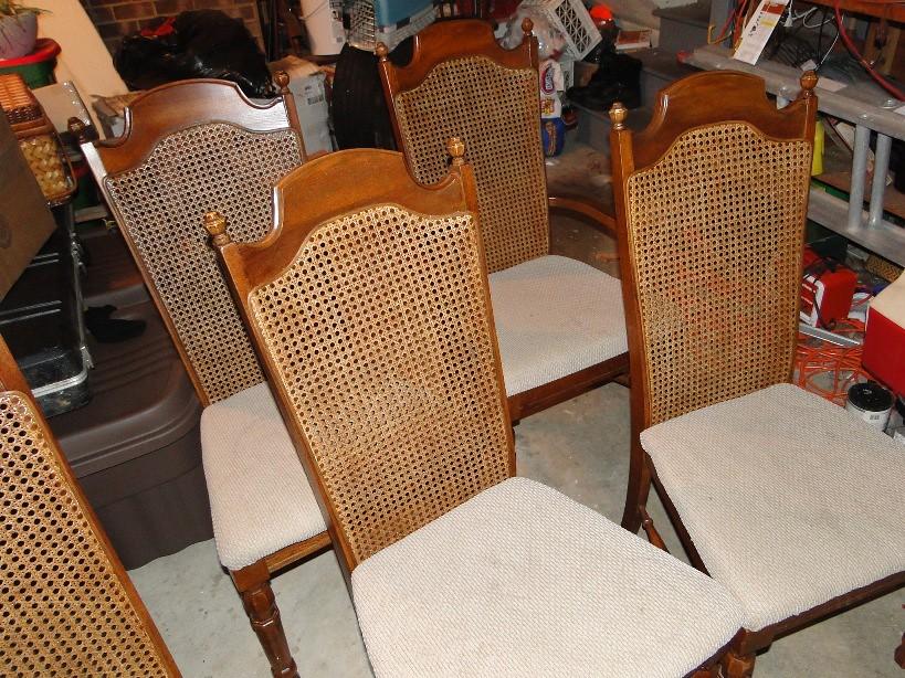 Antique cane furniture cane furniture affordable for Affordable furniture repair