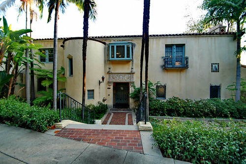 Victor  Shertzinger Residence, Mark Daniels, Architect 1921 by Michael Locke